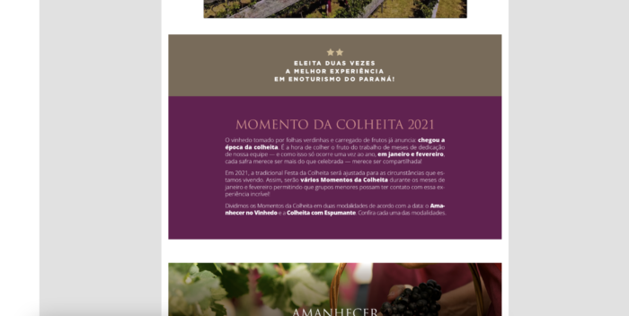 apex assessoria de imprensa vinicola legado